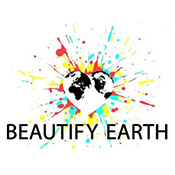 Beautify Earth logo